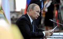 Путин выступил против принятия ответных санкций ради «крутизны»