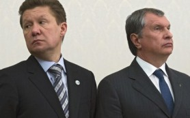 Сечин предложил правительству усилить контроль за «Газпромом»