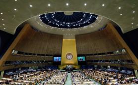 ООН: кризис на Украине может замедлить темпы роста мировой экономики