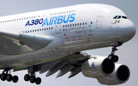 Airbus может снять с производства лайнер A380