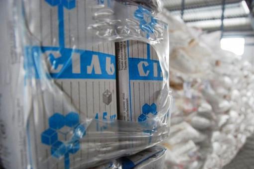Роспотребнадзор ограничил ввоз пищевой соли украинского производителя