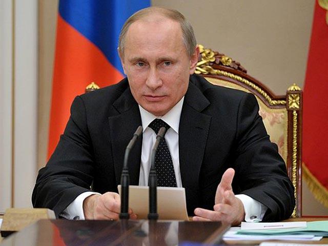 Путин предлагает Счетной палате вместе с ОНФ следить за госзакупками