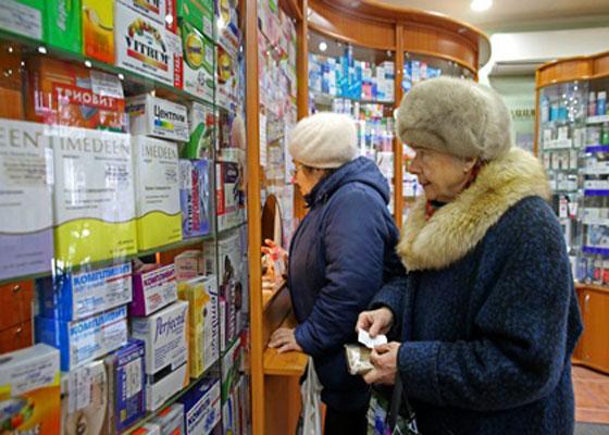 «Российская газета» предсказала рост цен на алкоголь и лекарства