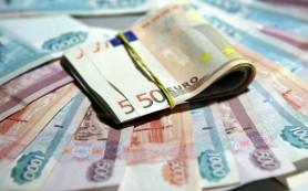 Рубль вечером корректировался вверх, евро достигал отметку в 70 рублей