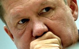 «Газпрому» грозят санкции из-за Украины
