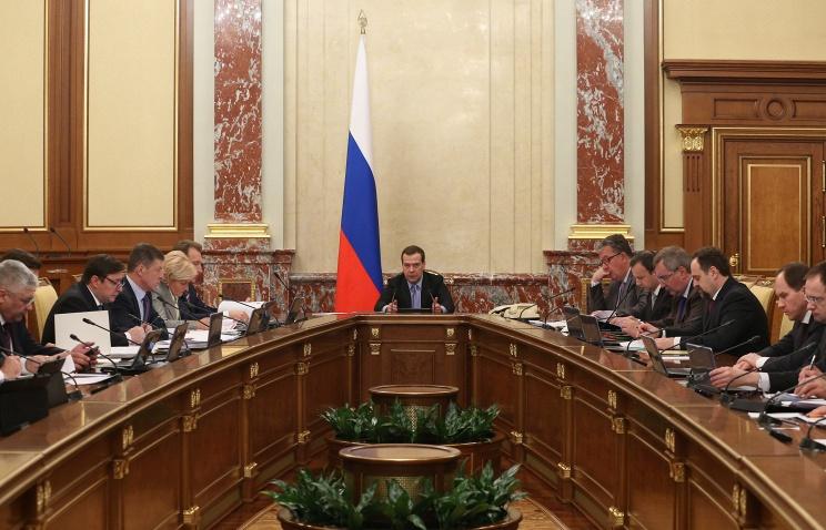 Правительство РФ обсудит прогноз развития экономики, рост тарифов и налоговые льготы