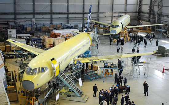 Российский авиапром получит рекордную господдержку