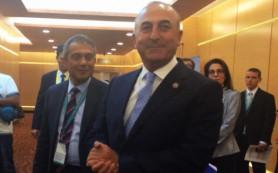 Чавушоглу: «Россия поддерживает Турцию в борьбе с ИГ»