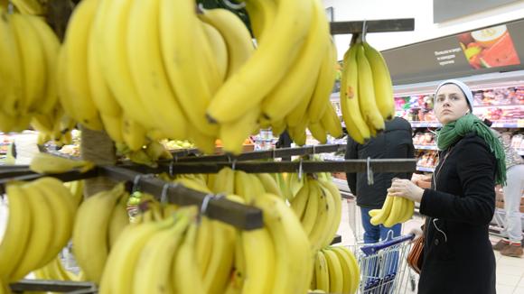 Бананы резко подорожали из-за роста доллара