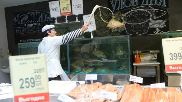 В ведомстве отвергают какие-либо аналогии проверок в сети «Макдоналдс» и в торговых центрах французского ритейлера «Ашан»