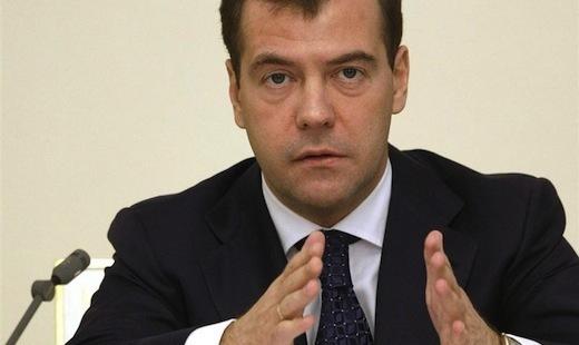 Медведев подписал постановление, увеличивающее площадь шельфа РФ на 50 тыс. кв километров