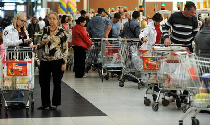 Новое эмбарго России может коснуться 1,6% импорта продуктов