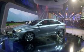 «АвтоВАЗ» начал серийное производство модели Vesta