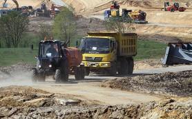 Минпромторг хочет поставить барьер иностранной дорожной технике