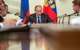 Путин потребовал держать дефицит бюджета на уровне трех процентов ВВП