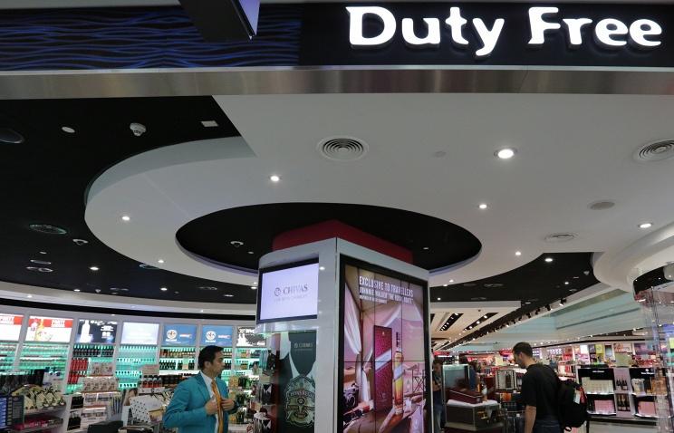 В аэропорту Владивостока может появиться первый в России Duty Free в зоне прилета