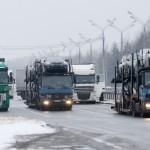 Кабмин снизил плату в счет возмещения вреда дорогам автомашинами массой выше 12 т