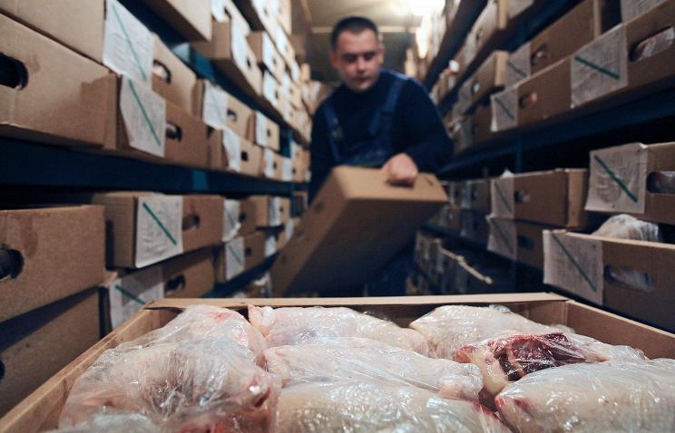 Россельхознадзор вернул в Турцию 108 тонн куриного мяса, поставленного в Калининград