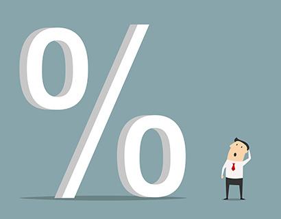 Максимальная ставка топ-10 банков по рублевым вкладам физлиц повысилась до 9,93%