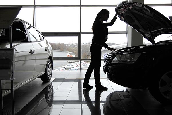 Азиатские автобренды набирают популярность в России