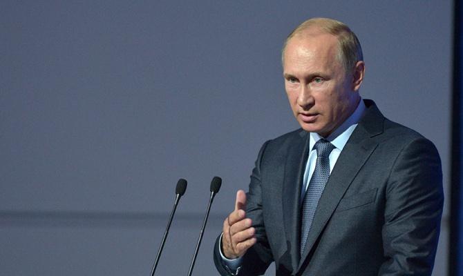 Эксперты Bloomberg раскритиковали Путина за управление экономикой России