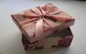Как правильно выбрать упаковку для подарка