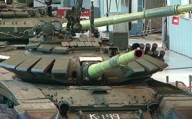 Танковые цеха УВЗ работают в полную силу