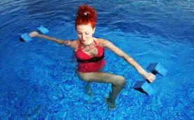 Польза аквааэробики для тела