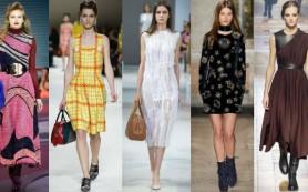 Как правильно сочетать повседневные платья