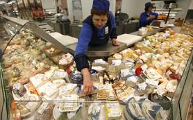 Импортозамещение снизило цены на сыр и курятину