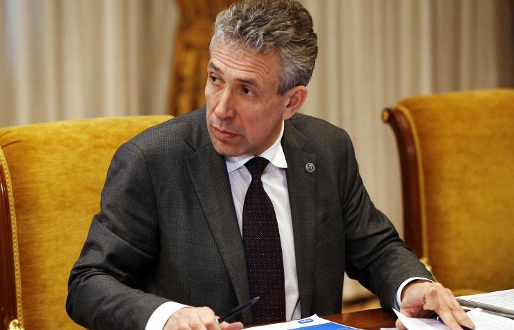 Путин назначил главу ВЭБа Горькова представителем в Деловом совете БРИКС