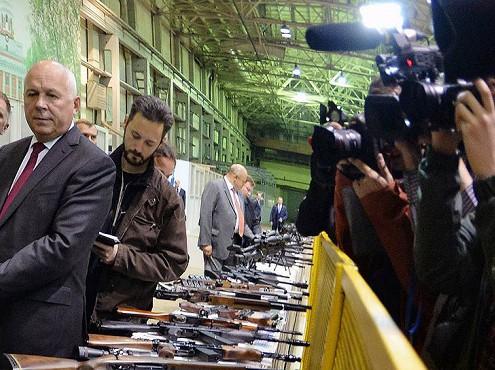 Минобороны поделится c «Ростехом» оружием