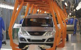 Президент «АвтоВАЗа» назвал сроки падения авторынка