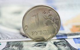 ЦБ: рост реального эффективного курса рубля к иностранным валютам в апреле оценивается в 3,7%