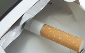 На пачках сигарет появится слово «яд»