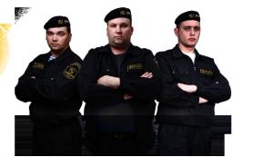 Сервис частной охранной организации «Пластуны»