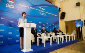 Единороссы обсуждают развитие экономики