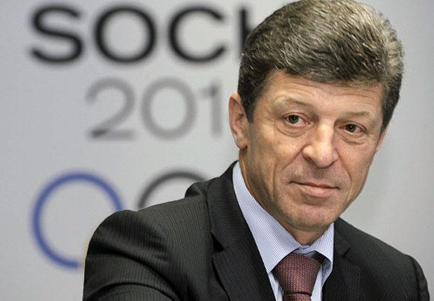 Вице-премьер РФ Козак возглавил комиссию по региональному развитию