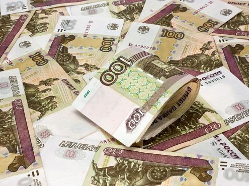 Дефицит консолидированного бюджета России превысил триллион