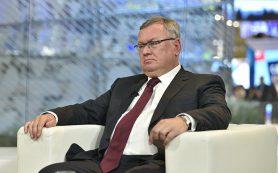 Костин: личные или политические отношения не влияют на бизнес ВТБ