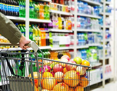 В России впервые за пять лет зафиксирована недельная дефляция
