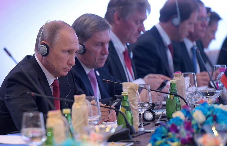 Путин: российско-индийский фонд профинансирует ряд крупных инвестпроектов