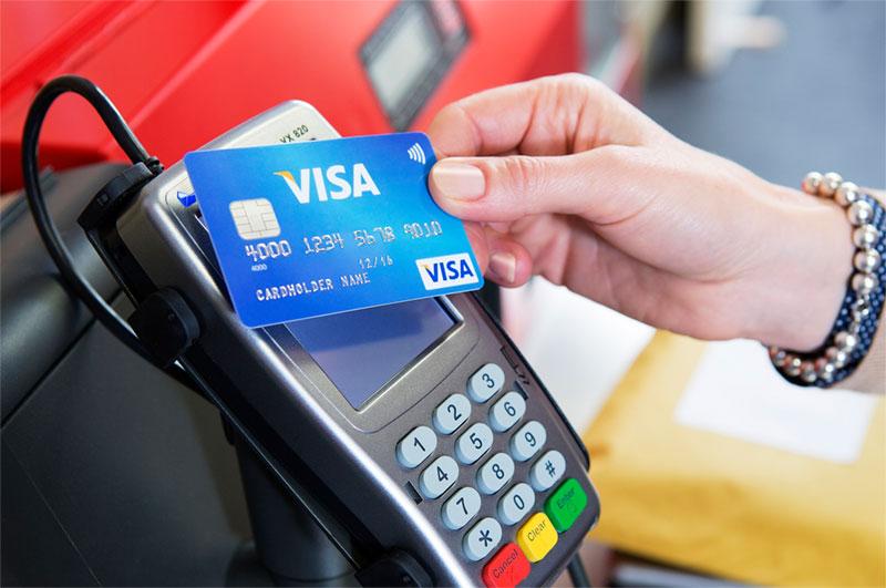 Visa: использование мобильных платежей выросло в три раза за прошлый год