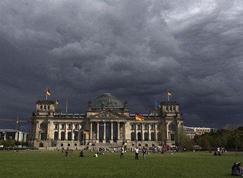 Немецкие партии не могут договориться о санкциях против России