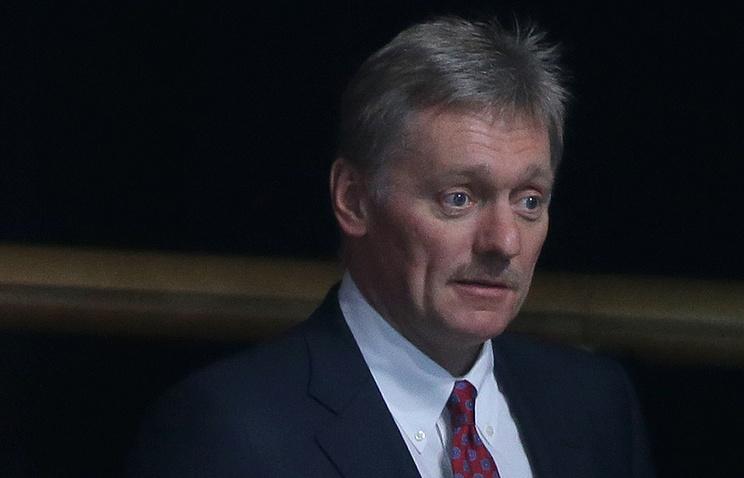 Песков: назначение нового главы МЭР ожидается в ближайшие дни