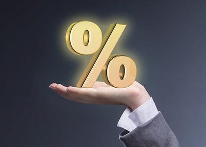 Максимальная ставка топ-10 банков по вкладам в рублях снизилась до 8,67%