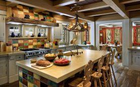 Возвращение к старому в оформлении кухни