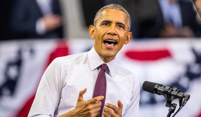 Обама лезет в Чукотское море с запретами