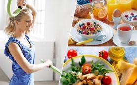 Роль правильного питания в здоровом образе жизни.