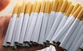 Минфин запретил резко повышать цены на сигареты